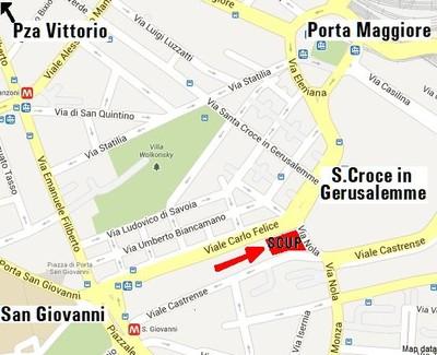 Via Nola, 5 - Roma