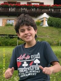 Il ricordo di Alessandro Rebuzzi, un ragazzo coraggioso