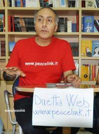 Attacchi a PeaceLink e a me. Mi sono rivolto all'Ordine dei Giornalisti