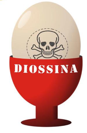 uovo diossina