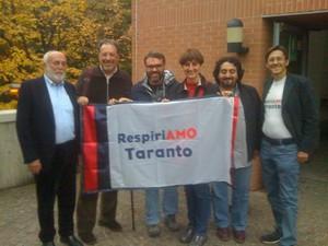 PRESENTAZIONE dei LIBRI sull'ILVA di Taranto, in collaborazione con il COMUNE DI DESIO IL CASO ILVA - RespiriAMO Taranto