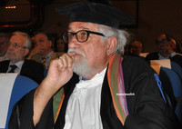Padre Alex Zanotelli, la sua laurea a Taranto