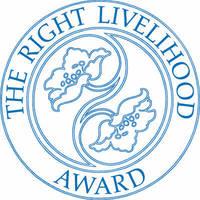 The Right Livelihood Award (logo)