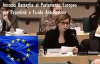 Procedura di infrazione europea per l'ILVA di Taranto. PeaceLink e Fondo Antidiossina al Parlamento Europeo
