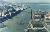 Desembocadura de la Ría-Puente Colgante y Bahía de El Abra, 1976