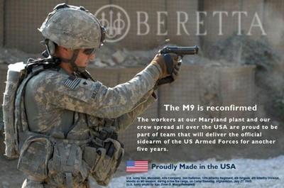 Beretta Produzione USA
