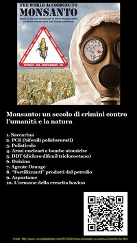 Monsanto: un'azienda per un'agricoltura sostenibile