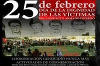 Guatemala: lo stato cancella gli indennizzi per i familiari dei desaparecidos