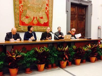 Presentazione Arena di Pace e Disarmo Roma 22 gennaio 2014