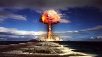 Nuclear test explosion