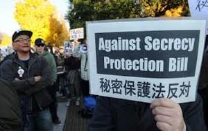 Proteste in Giappone