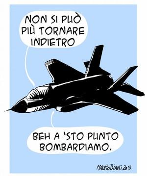 F35 Tornare indietro - Biani
