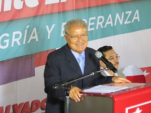 Salvador Sánchez già eletto presidente (Foto G. Trucchi   Opera Mundi)