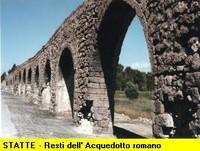Acquedotto romano del Triglio Statte (TA)