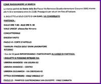 Le informazioni logistiche per arrivare a Statte da Taranto.