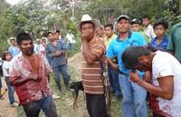 """Honduras: """"Né le pallottole né i machete fermeranno la nostra lotta per l'acqua e la terra"""""""