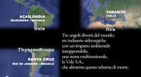 """""""Polmoni d'acciaio"""" Taranto-Rio de Janeiro-Açailândia. Un video-denuncia dà voce alle vittime della siderurgia"""