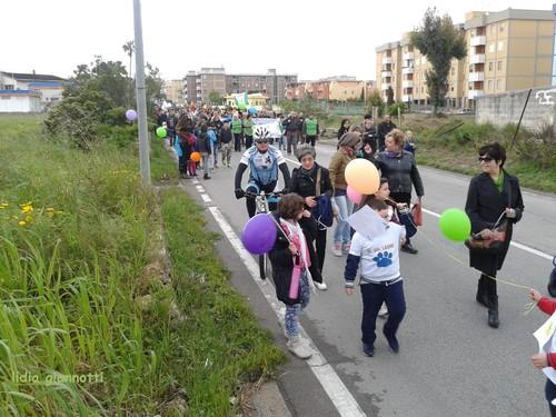 6 aprile, in marcia per difendere i nostri ragazzi