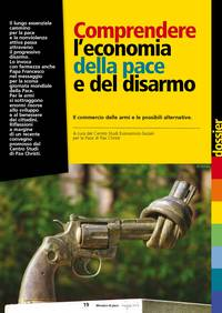 Comprendere l'economia della pace e del disarmo