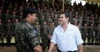 I cento giorni di JOH e la crescente militarizzazione dell'Honduras