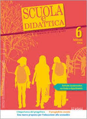 I Luoghi della Memoria, i territori e le connessioni relazionali. SCUOLA e DIDATTICA, La Scuola Editrice - n. 10, Giugno 2014