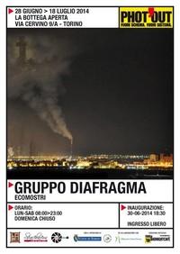 Le fotografie di Taranto al Phot'Out di Torino