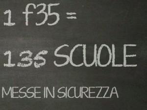 #scuolenonF35