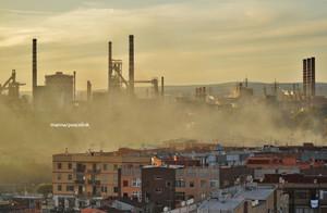Taranto and Ilva (steel factory)