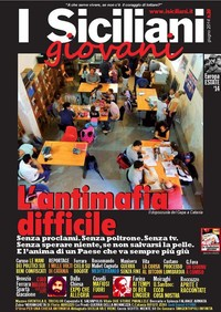 copertina I Siciliani Giovani n. 20 - Giugno 2014