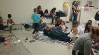 Bambini migranti centroamericani vittime di abusi nel loro viaggio verso il nord