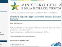 """La legge lo impone ma il """"rischio industriale"""" d'Abruzzo non è di dominio pubblico. E' necessario un cambio di passo!"""