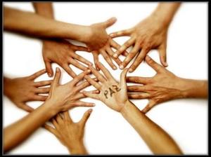 Per la pace, la cooperazione e l'interdipendenza dei popoli