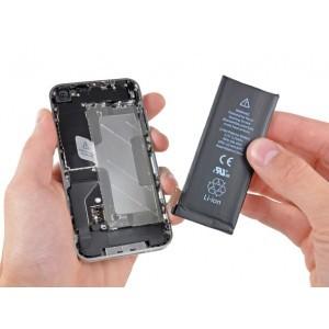 Estrarre la batteria dal cellulare