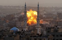 Il diario da Gaza di Meri Calvelli, cooperante italiana