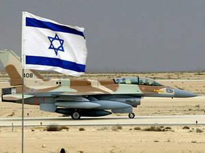 F-16 Israele