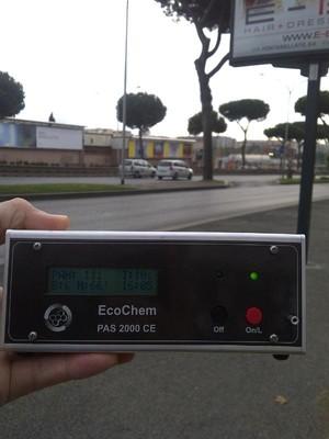 Ecochem PAS 2000 CE, l'analizzatore portatile di IPA