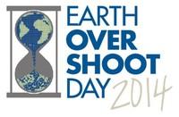 Il 19 Agosto é l'Earth Overshoot Day (il giorno del superamento)