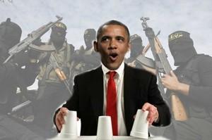 Obama ci imbroglia con il finto nemico ISIS