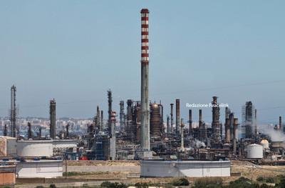 La raffineria di Gela