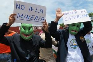Manifestazione a Managua (Foto G. Trucchi | Opera Mundi)