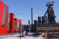 La bonifica industriale a Belval