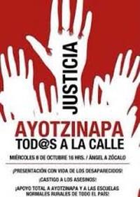 Messico: verità e giustizia per i normalistas di Ayotzinapa