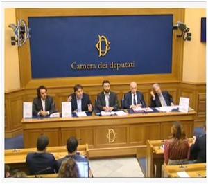 """""""Rottama Italia"""", la conferenza stampa del 16 ottobre 2014 (fonte: Radio radicale)"""