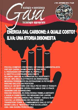 """GAIA, Rivista dell'Ecoistituto del Veneto """"Alex Langer"""""""
