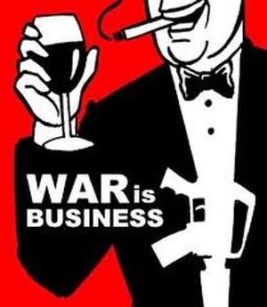 guerra è business