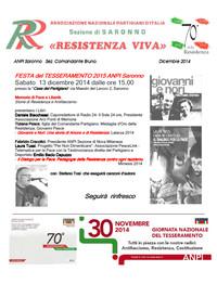 Memorie di Pace e Libertà. Storie di Resistenza e Antifascismo