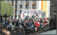 I cittadini a Potenza contro le trivelle (4 dic 2014)