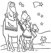 Davanti alla culla del Salvatore sento la dolcezza del Natale
