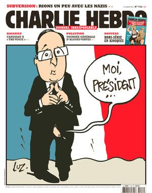 Il settimanale Charlie Hebdo