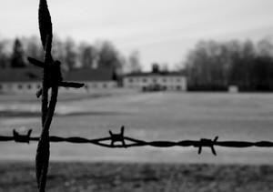Un campo di concentramento
